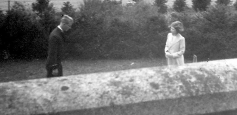 The moment the Queen catches her first glimpse of dashing Philip at the age of 13 – she'd never look at another man