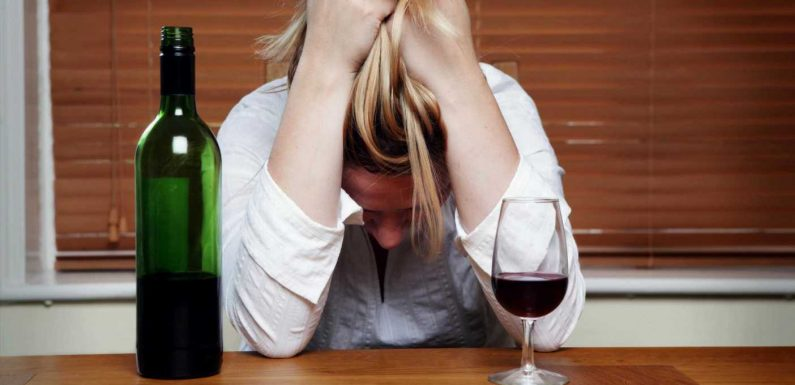 The physical signs you're drinking too much booze from bruising easily to tingling fingers