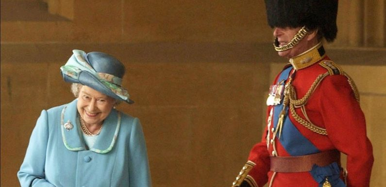 The real story behind this giggling photo of the Queen & Prince Philip is sure to make you smile