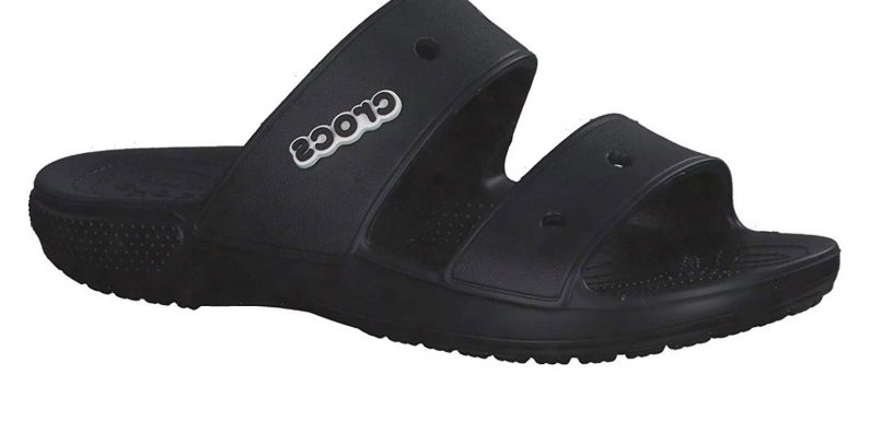 These Comfy New Crocs Slides Got Over 80,000 Likes on TikTok – and They're Already Selling Out