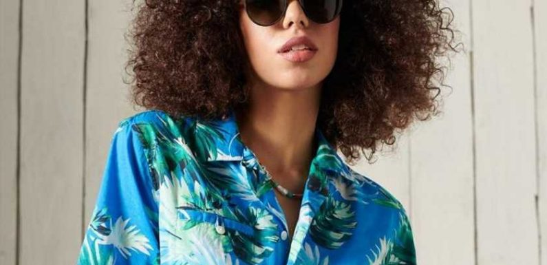 This Rihanna-approved shirt trend will be everywhere this summer