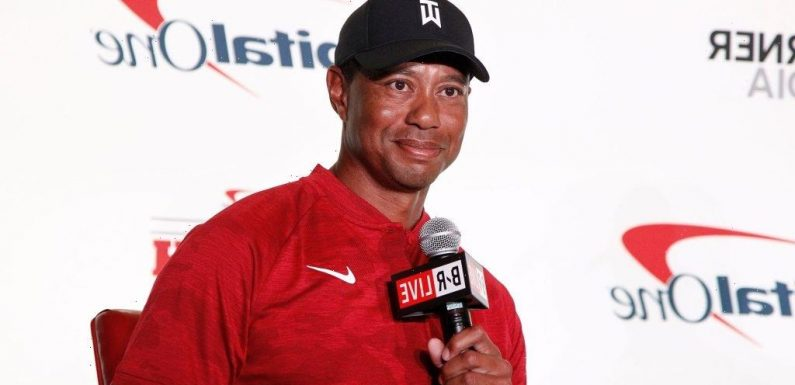 Tiger Woods On The Mend, Posts First Photo Since His Accident