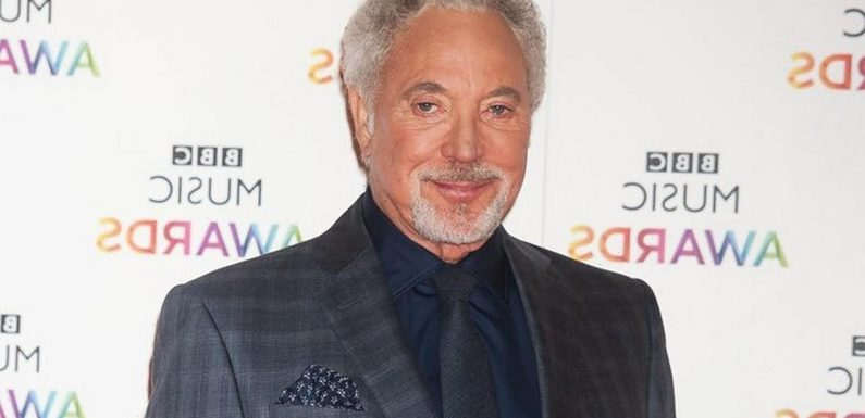 Tom Jones Credits Fans for Giving Him Strength to Carry On After Wife's Death