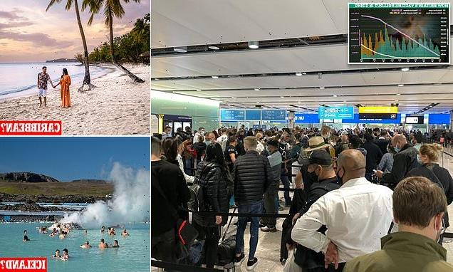 Turkey lifts travel ban for Brits and confirms tourists WON'T need jab