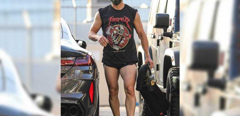 Twitter celebrates men's dangerously short shorts trend