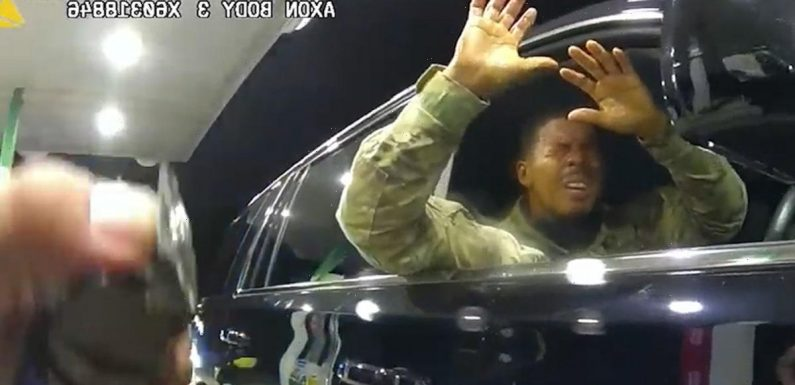 VA Cop Fired After Pepper Spraying Black Army Lieutenant in Traffic Stop
