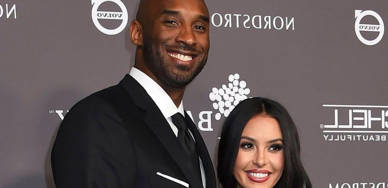 Vanessa Bryant and Kobe's Estate Decide to End NikeDeal