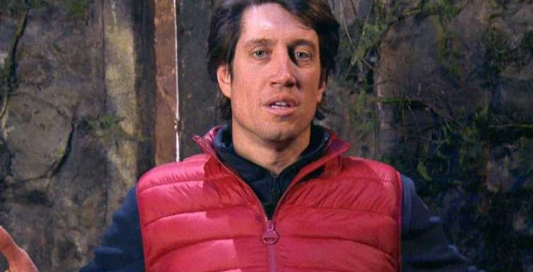 Vernon Kay reveals I'm A Celebrity camp's secret smoking area off-camera where stars calm their nerves before trials