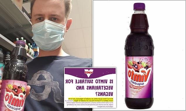 Vimto row: Vegans hit out as vitamin D from animal products is added