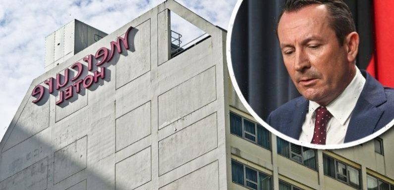 WA lockdown LIVE: Perth, Peel thrown into snap lockdown after COVID-19 escapes quarantine hotel