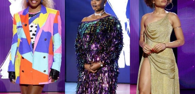 We Loved These Looks From Black Designers At The ESSENCE Black Women In Hollywood Awards