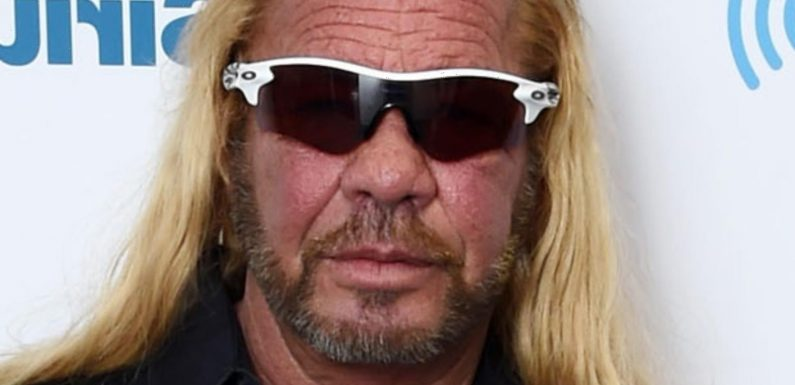 What Dog The Bounty Hunter Just Said About His Family Will Shock You