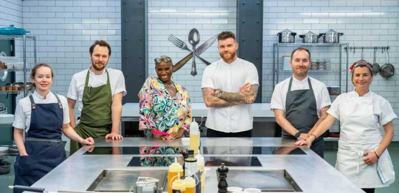 What time is Great British Menu 2021 on TV tonight?