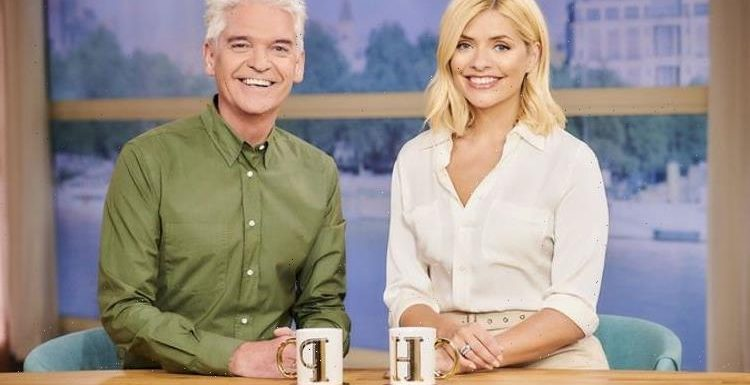 Where is Holly Willoughby on This Morning? Why is Rochelle Humes presenting?