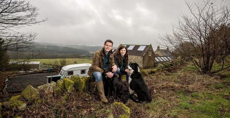 Where is Matt Baker's farmhouse in Our Farm in the Dales? Can you visit?