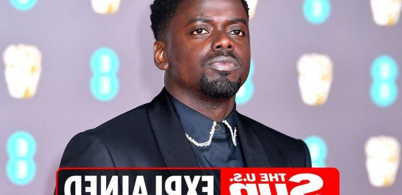 Who is Daniel Kaluuya and what films has he starred in? – The Sun
