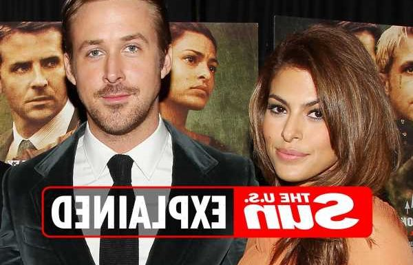 Who is Eva Mendes' husband Ryan Gosling?