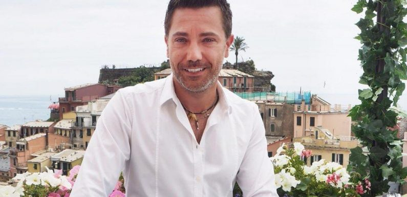 Who is Gino D'Acampo and what's the TV chef's net worth?