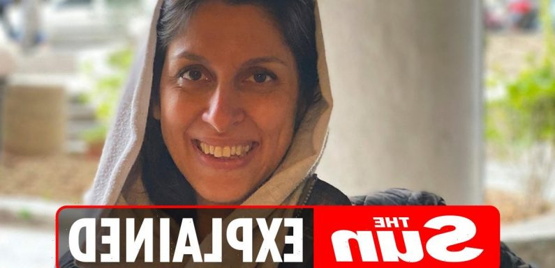 Who is Nazanin Zaghari-Ratcliffe and why is she in prison in Iran?