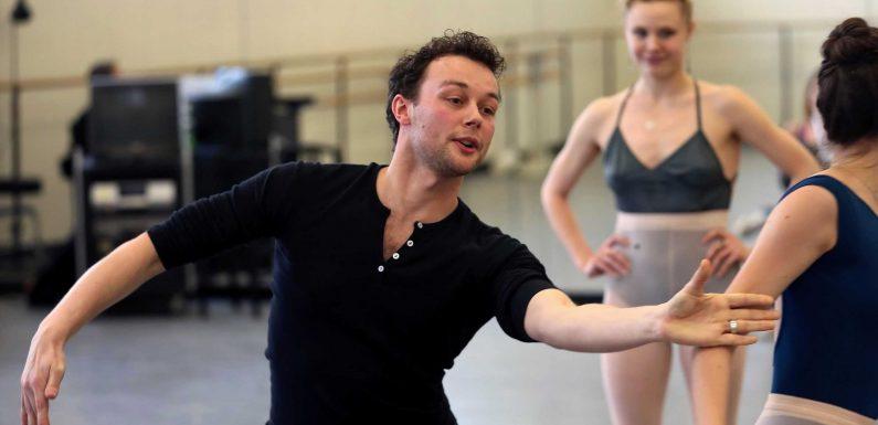 Who was Royal Ballet star Liam Scarlett?