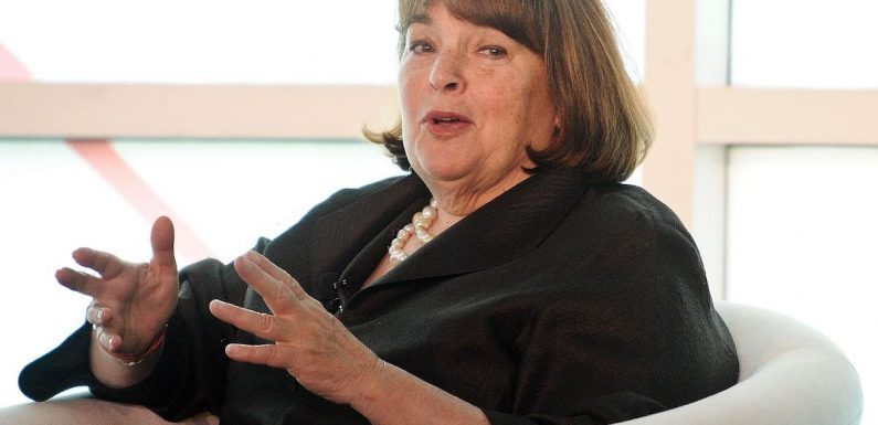 Why Ina Garten Uses Store-Bought Vanilla on 'Barefoot Contessa' Instead of Homemade