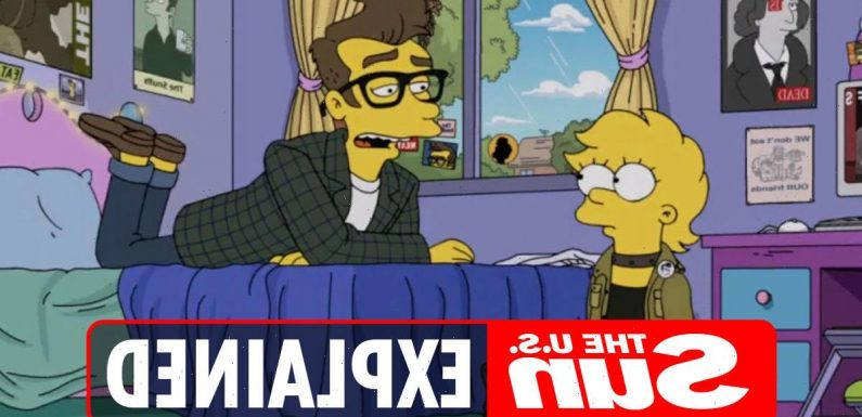 Why did Morrissey slam The Simpsons?