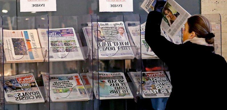 Widening 'trust gap' between public, media: reports