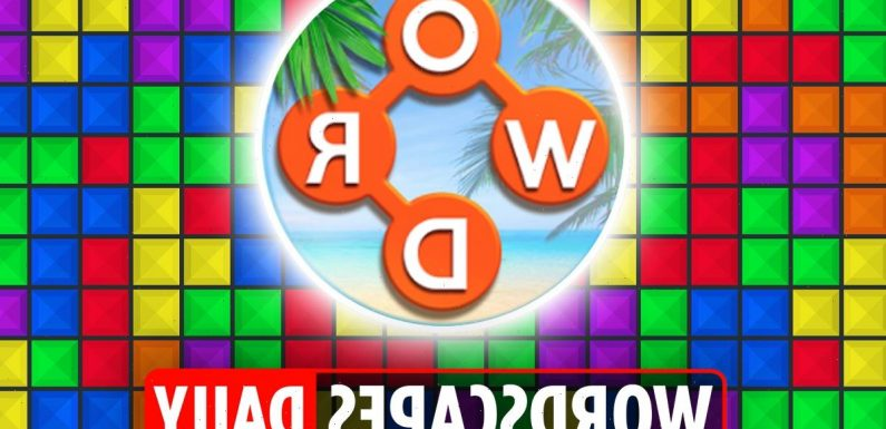 Wordscapes daily puzzle Thursday April 15: What are the answers today?