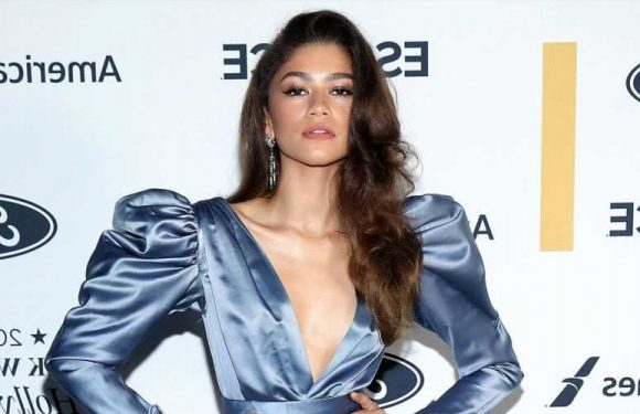 Zendaya Wore a Vintage Yves Saint Laurent Look That's Older Than She Is