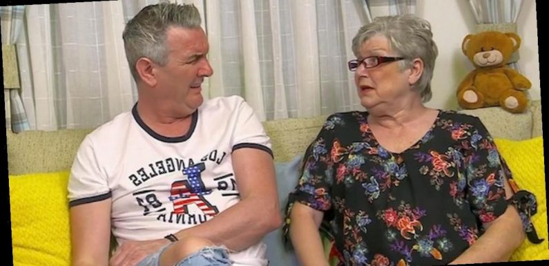Gogglebox viewers in complete meltdown as Jenny shows off her 'fanny flannel'