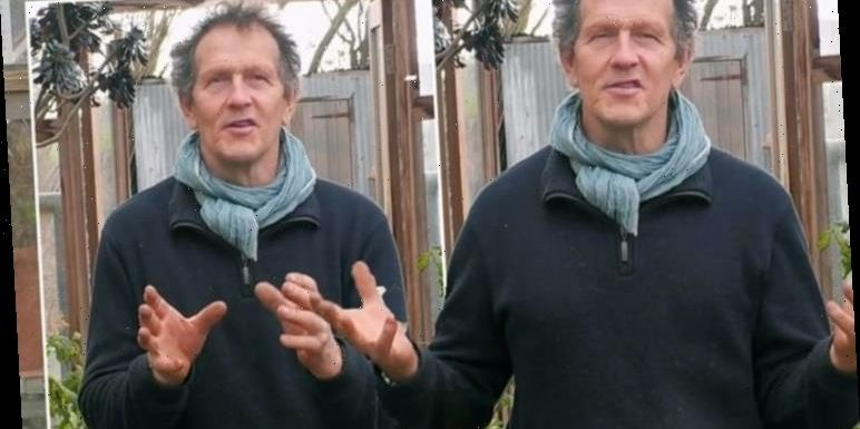 Monty Don hints at struggles of tending garden while 'being on the telly': 'People assume'