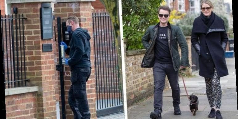 Burglars target Dec's £5m home as he and his family are asleep