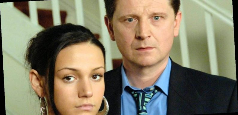 Emmerdale's Reece 'embarrassed' Michelle Keegan after making comment to his wife