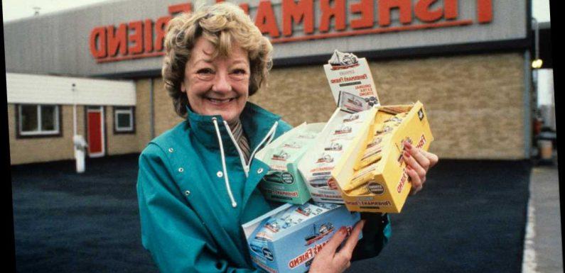 Doreen Lofthouse dead: Fisherman's Friend lozenges boss dies aged 91