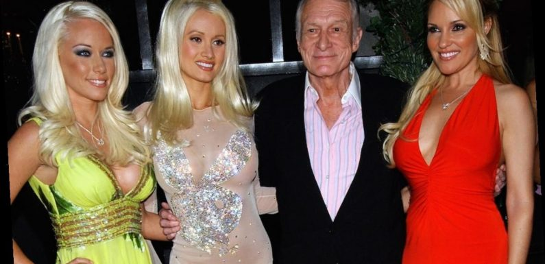 Kendra Wilkinson Responds After Holly Madison Spills 'Girls Next Door' Secrets About Hef, Sex and More