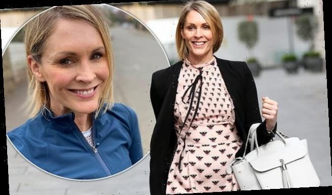 Jenni Falconer reveals she was robbed while running in London