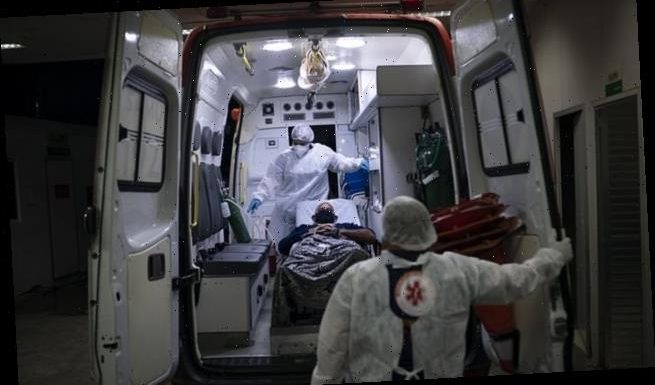 Brazil 'epicentre of pandemic' and 'threatens effort' to beat Covid