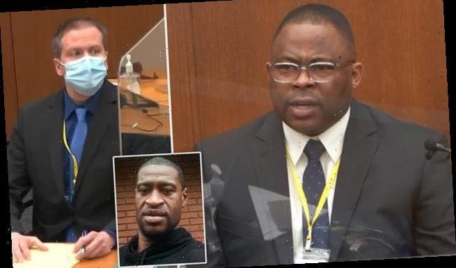 Chauvin's defense tells jury George Floyd said 'I ate too many drugs'