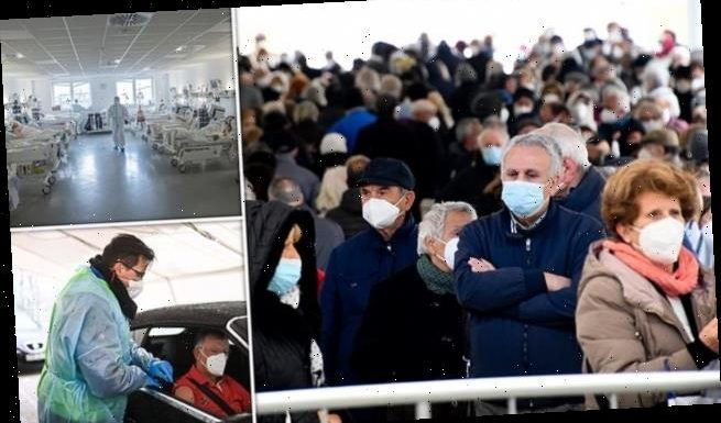 Life expectancy plunges across the Europe in 2020 amid Covid pandemic