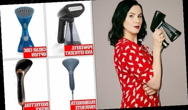 HANNAH BETTS asks will you have to iron again with a handheld steamer?