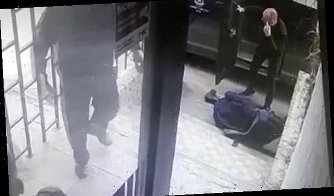 Pretend robber shot dead by guard in role play training exercise