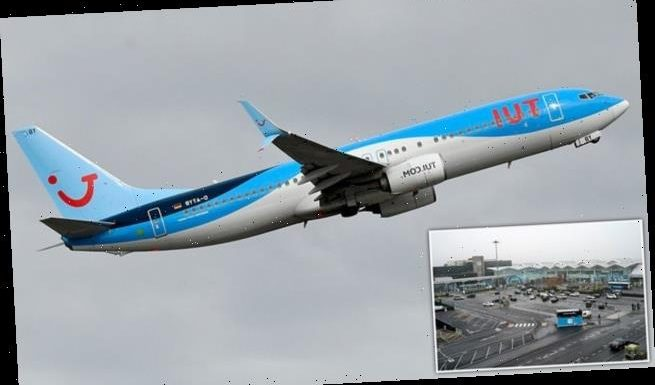TUI flight took off 1,200kg overweight after IT glitch