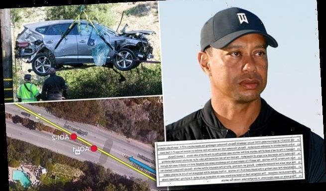 Tiger Woods had empty pill bottle and was 'combative' after crash