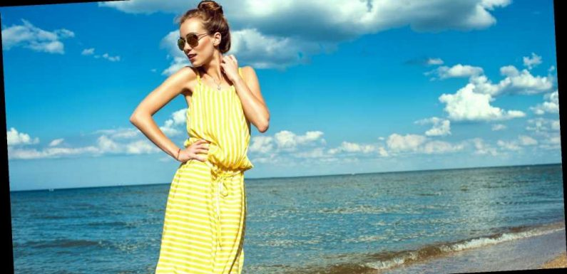 21 Extremely Flattering Maxi Dresses That Will Boost Your Confidence This Summer