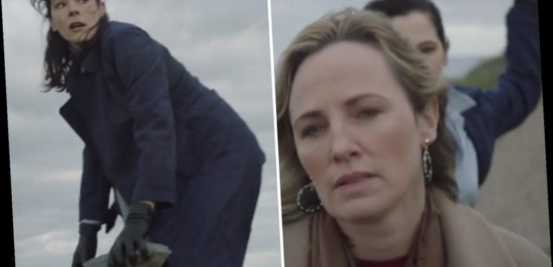 Intruder viewers baffled as character is killed off in VERY strange way – and crucial evidence is left behind