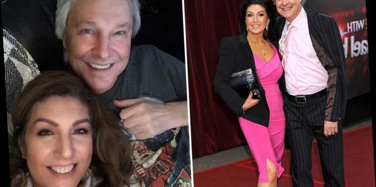 Inside Jane McDonald and late fiancé Eddie Rothe's incredible love story after meeting 27 years after teen romance