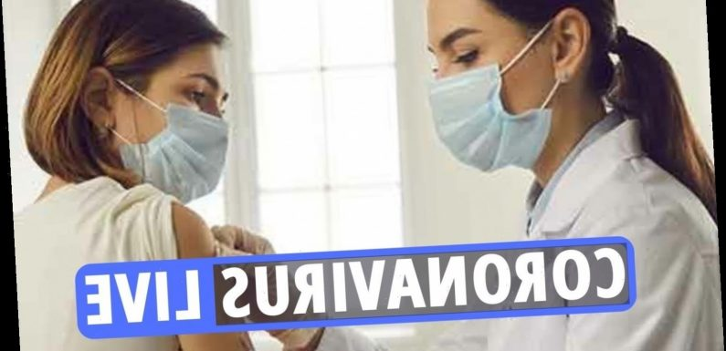 Coronavirus UK news – Stop Astrazeneca covid vaccine for under-50s over blood clot fears until proven 100% safe – expert