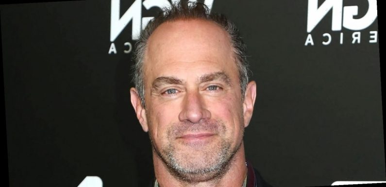 Christopher Meloni Reacts to Viral Photos of Him Wearing Tight Pants