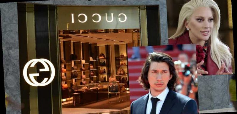 Gucci Looking For A Brand Boost With Lady Gaga & Adam Driver