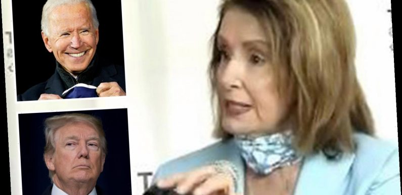 Pelosi under fire for blaming Trump for border crisis and saying US is on a 'good path' with migrant surge